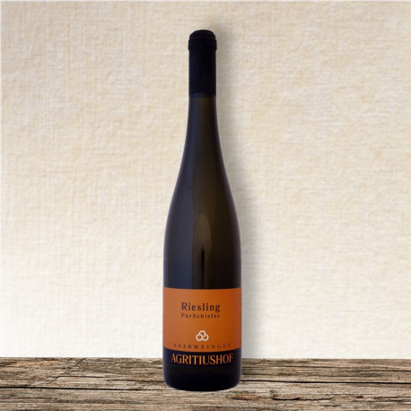 Agritiushof - Riesling PurSchiefer Spätlese