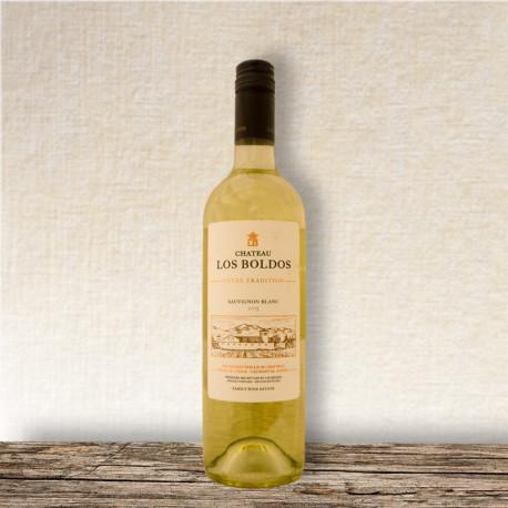 Chateau LOS BOLDOS - Sauvignon Blanc 2015 - Cuvée Tradition