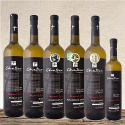 Degustačný set vín Chateau Modra