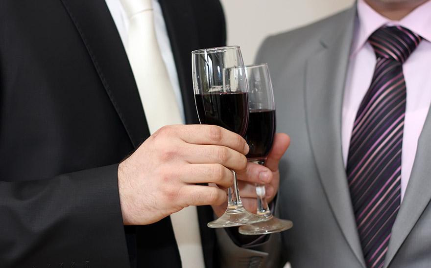 Víno pre firmy